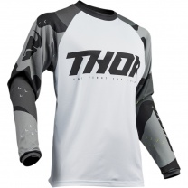 Thor Dres SECTOR CAMO GRAY JERSEY (2019)
