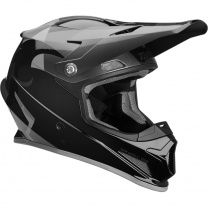 Thor Prilba SECTOR SHEAR BLACK/CHARCOAL HELMET (2019)