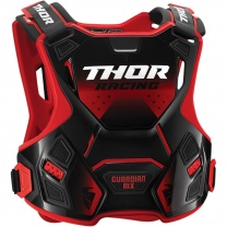 Thor GUARDIAN MX RED/BLACK