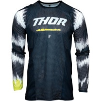 Thor Pulse Air Radiate Jersey Midnight/White